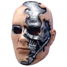 T600 Vinyl Adult Mask Costume Mask Adult The Terminator Halloween
