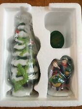 Dept 56 Home for the Holidays - The Holly and the Ivy 56100. 1997 Event Piece