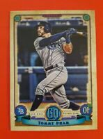 2019 Topps Gypsy Queen Tommy Pham Card #180  Rays     *127*