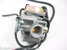 NEW 150cc Carburetor Carb 26mm 4 stroke Moped Scooter Taotao Sunl Roketa JCL