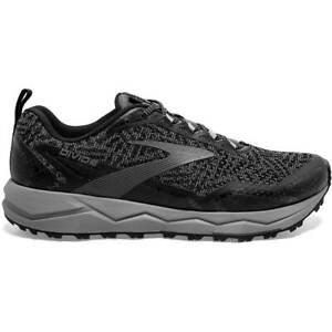 BROOKS Divide Men's Running Shoes 1103331D040 Black/Gray