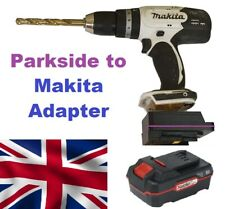 Parkside 18v battery adapter to Makita BL18 Power Tools