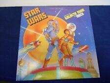 "LP ""STAR WARS & OTHER GALACTIC FUNK"" MECO MONARDO - 1977"