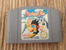 Snowboard kids game cartridge for Nintendo 64 EUC