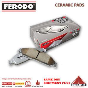 Ferodo brake pads RR For Ford EXPLORER UT 2001-2003 4.0L V6 7545AFTQ