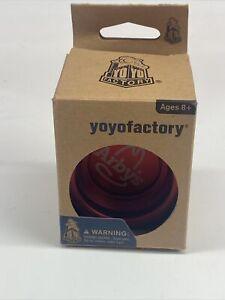 YoYo Factory Rare Arbys Promo YoYo YoYoFactory