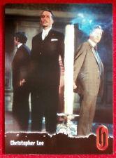 HAMMER HORROR - Series One - Card #24 - CHRISTOPHER LEE