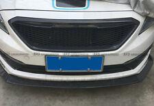 For Hyundai 9th Gen Sonata LF MSStyle Front Bumper Grill Kits Part Carbon Fiber