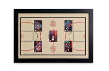Basketball Display Board: Trading Card Sports Field Frame 15x22