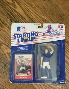 1988 Kenner Starting Lineup Jody Davis Chicago Cubs Baseball