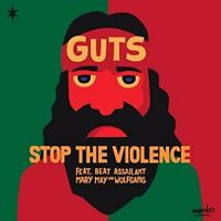 Guts - Stop The Violence [CD]