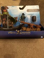 Disney Pirates of The Caribbean Salazar's Revenge Ghost Pirate Hunter Playset