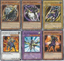 Gaia The Dragon Champion + Fierce Knight + Swift Gaia + Gaia Earth + Polar/Mid
