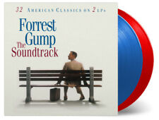 Forrest Gump - Soundtrack RED & BLUE COLOURED vinyl LP NEW/SEALED IN STOCK