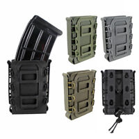 Tactical Molle Soft Shell Scorpion Rifle Mag Carrier Magzine Pouch Holder