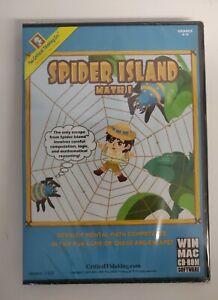 Spider Island Math 1 Grades 4-6 NEW SEALED