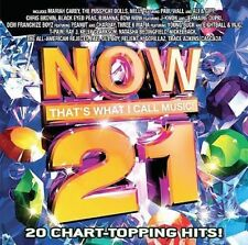 Now That's What I Call Music! 21 w/ Mariah Carey, Pussycat Dolls, T-Pain & more