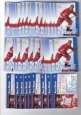 1X BRYAN BERARD 1995-96 Signature Rookies #FF1 RC PROMO Bulk Lot available MINT