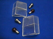 CLASSIC MINI CLEAR TOP REAR LENS KIT. AUSTIN,MORRIS,ROVER,COOPER,S,MAYFAIR,CITY