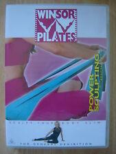 """WINSOR PILATES """"POWER SCULPTING"""" DVD"""