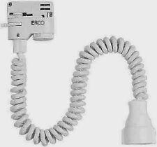 Erco 79053 Wendelleitung mit Schukokupplung für di 3-Phasen Stromschiene