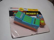 Toy Center Speed Wheels Blue/Orange Porsche 930 (Turbo Engine/Racing) NIB
