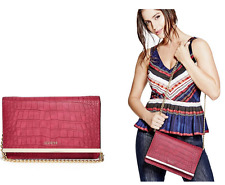 GUESS Line Crossbody bag Purse Red