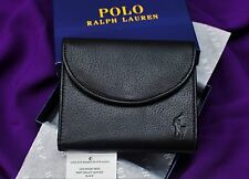 NEW DESIGNER RALPH LAUREN BRAND MEN BIFOLD WALLET