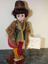 """Madam Alexander Romeo Doll - Rare 1990 12"""""""