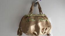 GAP beige suede medium size handbag, excellent condition