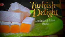 TRADITIONAL TURKISH DELIGHT GUM MASTIC KOSKA, 500 g