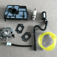 Carburetor Gasket Filter Spark Plug For Stihl 028 028AV 028AVSEQ Chainsaw Parts