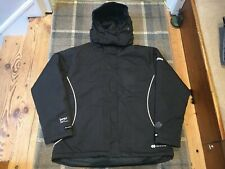 Dare2be Ski Snowboard Jacket Size 12 Isotex Waterproof Black Hooded Hardly Worn