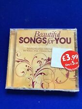 NEW SEALED Beautiful Songs for You - Show how much you care CD 2013