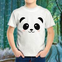 Cute Kawaii Harajuku Panda Adorable KungFu Kids Boys Toddler Tee T-Shirt