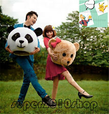 New Arrival Accessory Panda head Mascot Costume Head Cartoon for Lover