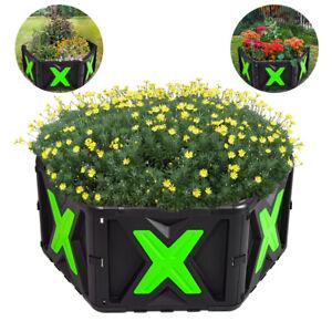 Raised Garden Bed -Heavy Duty for Planter Flower Vegetables PP Planter