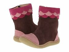 NIB LIVIE & LUCA Shoes Boots Cozette Mocha Pink 4