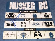 Bob Mould Signed Autographed 12x12 Everything Falls Album Photograph HUSKER DU