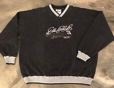 Vintage NASCAR DALE EARNHARDT SR #3 Sweatshirt Goodwrench Men's X Large
