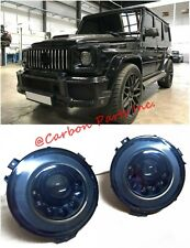 W463 LED Headlights Brabus Mansory Style Mercedes-Benz G-Class G63 G65 G550
