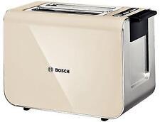Bosch TAT8617GB Styline Cream 2 Slice Toaster Digital Heat Control Tat8617