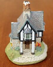 """Lilliput Lane Cottages-""""Rowan Lodge"""" - Signed and In original box with Deed"""