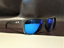 New Oakley Holbrook POLARIZED w/Sapphire Iridium Lenses Excellent Condition