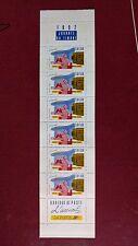 Carnet de timbres Journée du timbre 1992 L'accueil La poste neuf non plié