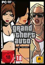 PC Spiel*Grand Theft Auto the Trilogy GTA San Andreas + Vice City + GTA3*NEU*NEW