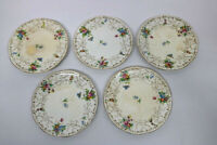 5 Teller Staffordshire Salopian Williamson Heathcote China England