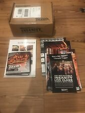 Insanity 60 Day Total Body Workout Program (10 Disc) Dvd Set Used Once!