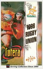 FACTORY BOX!!---1996 Futera Australia Rugby Union Retail Card Box (40 packs)