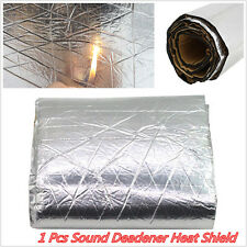 250cmx100CM Sound Deadener Car Heat Shield Insulation Deadening Material Mat New